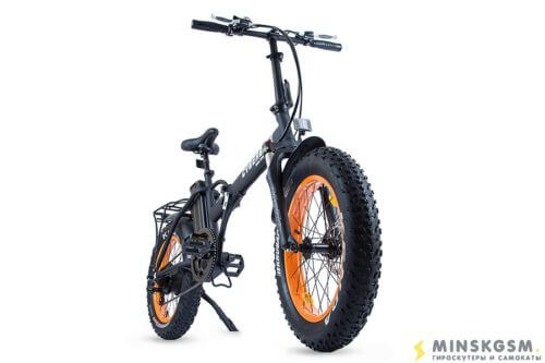 Электровелосипед Cyberbike Fat 500W фото