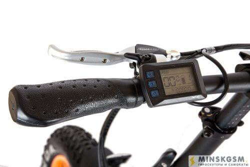 Электровелосипед Cyberbike Fat 500W дисплей