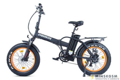 Электровелосипед Cyberbike Fat 500W купить