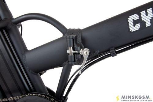 Электровелосипед Cyberbike Fat 500W крепление