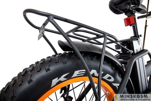 Электровелосипед Cyberbike Fat 500W багажник