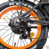 Электровелосипед Cyberbike Fat 500W задние тормоза