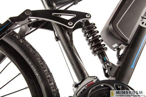 Электровелосипед Eltreco FS 900 пружина