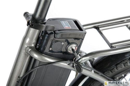 Велогибрид Eltreco WAVE UP отсек для батареи