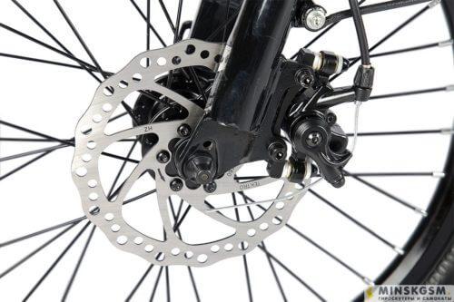 Велогибрид Eltreco WAVE UP дисковые тормоза