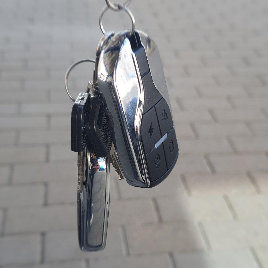 Ключи от Kugoo C1