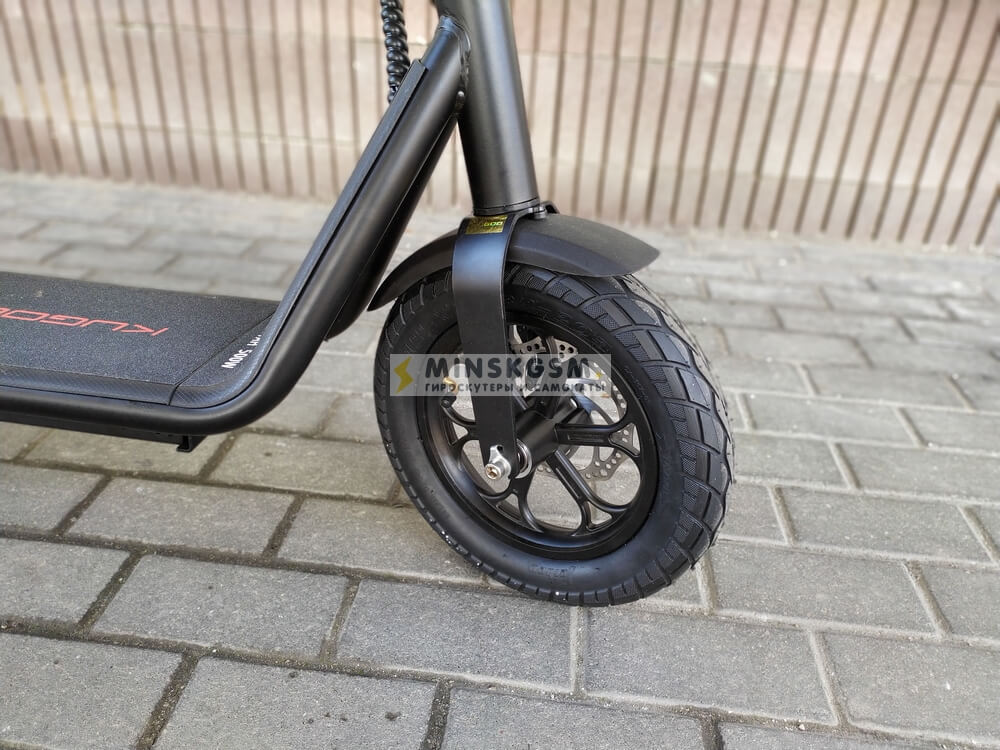 Электросамокат Kugoo C1 переднее колесо