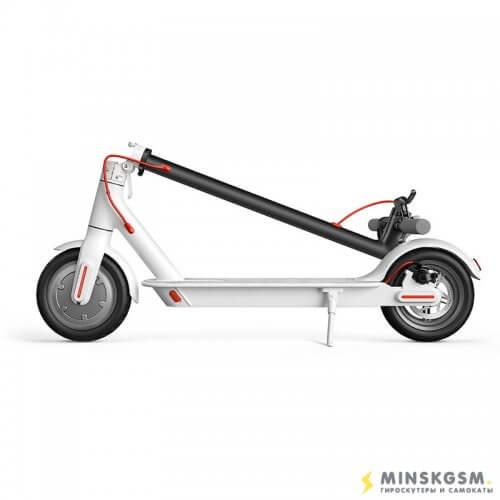 Электросамокат Mi Electric Scooter M365 белый