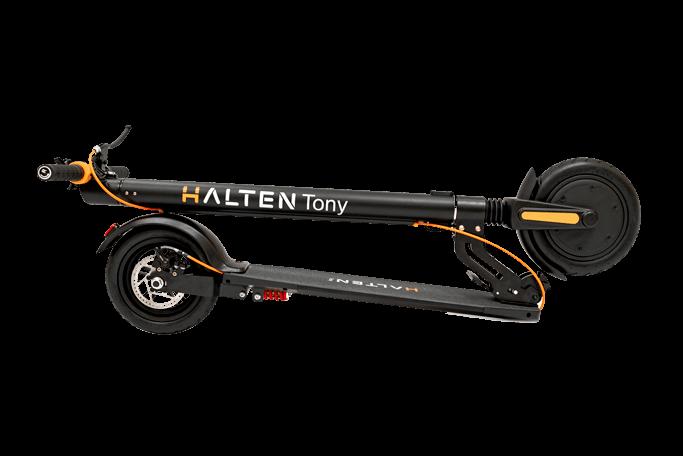 Электросамокат Halten tony v.2