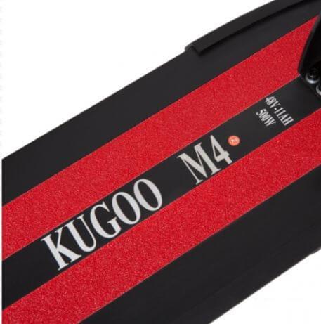 Дека для Kugoo M4