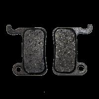 Комплект тормозных колодок для Halten RS-01   RS-02