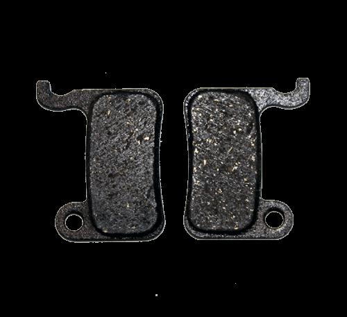 Комплект тормозных колодок для Halten RS-01 | RS-02
