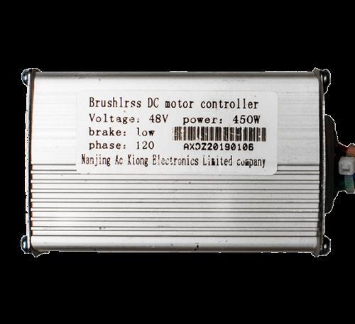 Контроллер v.1 RS-01