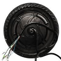 Мотор-колесо с покрышкой 48V 500W RS-01