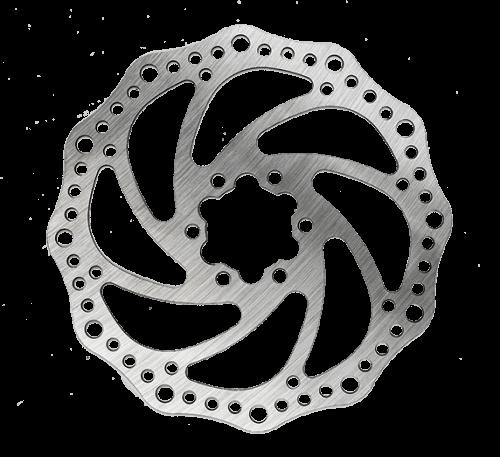 Тормозной диск заднего колеса RS-02
